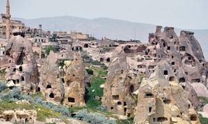 Thành phố chứa được 20.000 người dưới lòng đất
