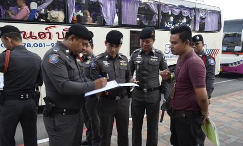 17 khách du lịch Việt Nam bị bỏ rơi tại Thái Lan