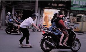 41 ngày đầu tiên ở Hà Nội của khách Tây