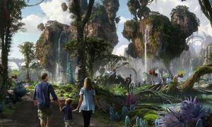 Du khách bị ngất khi vào công viên siêu thực mới của Disney