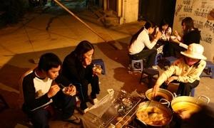 Ba quán ăn phải bốc số chờ đến lượt ở Hà Nội