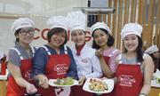 2.000 người học lớp ẩm thực miễn phí ở Hà Nội