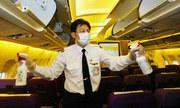 Máy bay được vệ sinh thế nào?