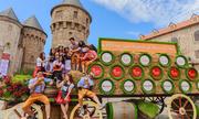 Lễ hội bia đậm chất châu Âu trên đỉnh Bà Nà