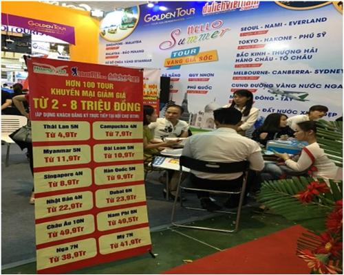 Nhiều tour khuyến mại giảm giá đang được Lữ Hành Việt triển khai trên toàn quốc.
