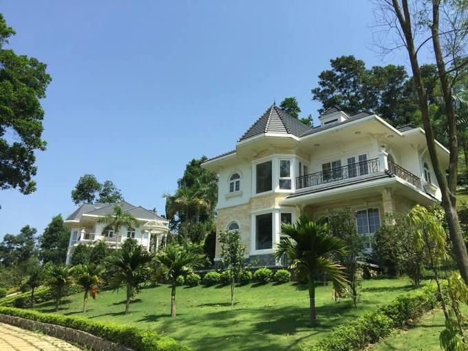 Resort được chọn làm nơi ở của ông trùm 'Phan Quân'