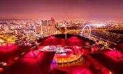 Bữa tối 2 triệu USD dành cho giới nhà giàu ở Singapore