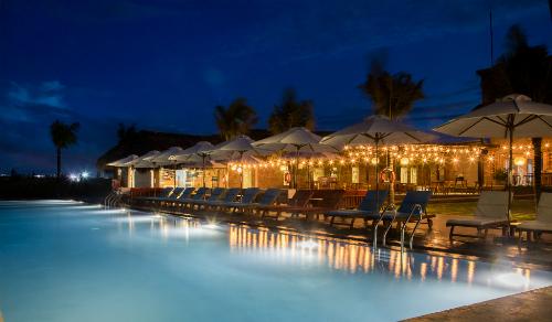Vanessa Beach Club tại Cocobay sẽ là một trong những trải nghiệm tuyệt vời ở vòng 2 cuộc thi