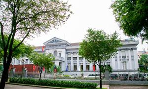 Bảo tàng TP HCM trong tòa kiến trúc Pháp 127 năm tuổi
