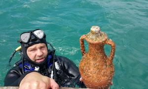 Nghề ủ rượu dưới đáy biển ở Croatia