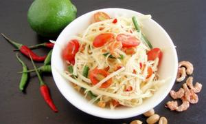 Bốn món ngon đặc trưng của ẩm thực Thái Lan