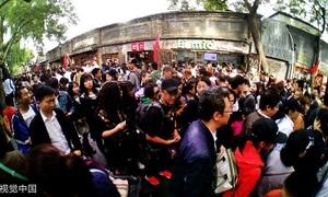 'Thảm họa' khi hơn nửa tỷ người Trung Quốc ra đường ngày lễ
