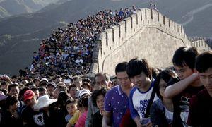 Người Trung Quốc chi gần 90 tỷ USD du lịch dịp quốc khánh