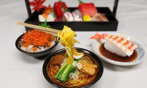 Nghệ thuật làm đồ ăn nhựa thật đến khó tin của Nhật