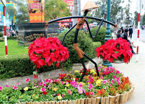 Đà Lạt năm nay chi 40 tỷ đồng để tổ chức Festival hoa lần thứ 6.