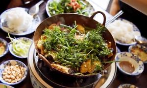 Món chả cá hơn 140 năm ở Hà Nội lên sóng truyền hình Mỹ