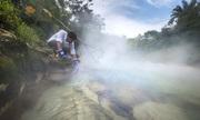 Dòng sông tử thần nước nóng hơn 98 độ C ở Amazon