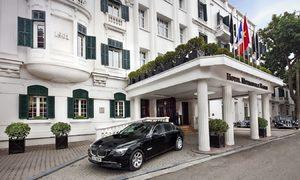 Những điều đặc biệt về khách sạn Tổng thống Trump ở Hà Nội