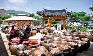 Nơi làm ra loại sốt bí mật của Hàn Quốc