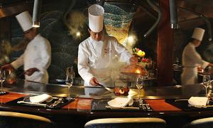 Nhà hàng Nhật Bản đắt khách sau khi đón Tổng thống Trump