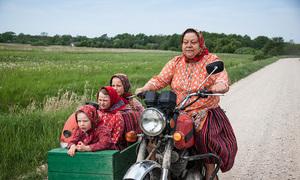 Hòn đảo 'tây lương nữ quốc' ở Estonia