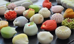 Gia đình 6 đời làm bánh ngọt truyền thống Nhật Bản