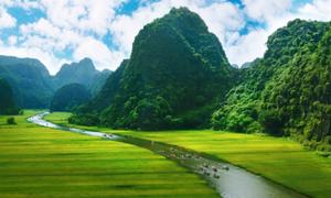 Ninh Bình đứng đầu top 50 điểm đến năm 2018