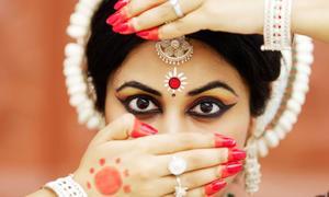 Những đôi mắt biết 'nhảy' ở Ấn Độ