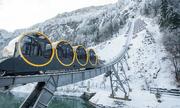 Thụy Sĩ ra mắt tuyến đường sắt dốc nhất thế giới