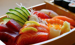 Cách ăn sushi, sashimi đúng điệu như người Nhật