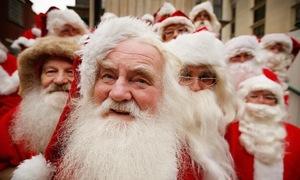 Nơi dạy làm ông già Noel lâu đời nhất ở Mỹ
