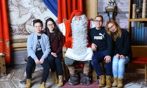 Giáng sinh trên quê hương ông già Noel của chàng trai Việt
