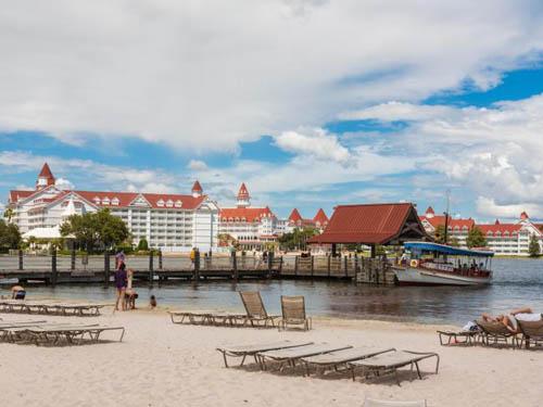 Grand Floridian Resort & Spa, khu nghỉ dưỡng của Disney. Ảnh: News.