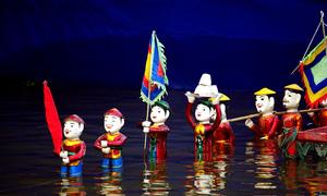 Múa rối nước Việt Nam được giới thiệu trên báo Mỹ