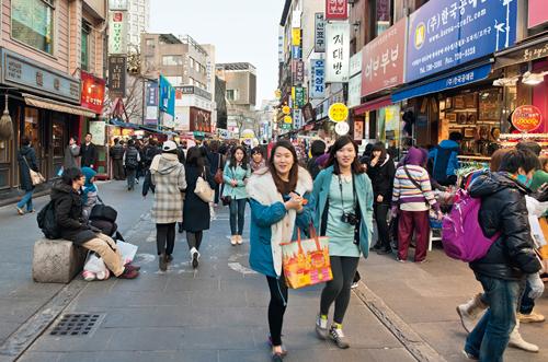 Sở dĩ người Hàn Quốc có cách nói kỳ lạ như vậy, vì họ cho rằng dù bạn sở hữu thứ gì đó thì không có nghĩa là người khác không được phép trải nghiệm chung cảm giác sở hữu hay thuộc về nơi đó. Ảnh: BBC.
