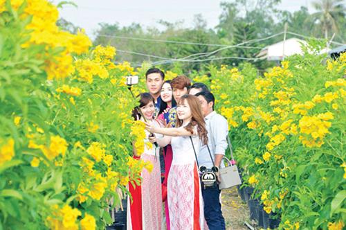 Đà Lạt là một trong những điểm hút khách dịp Tết. Ảnh minh hoạ: Vietffuntravel