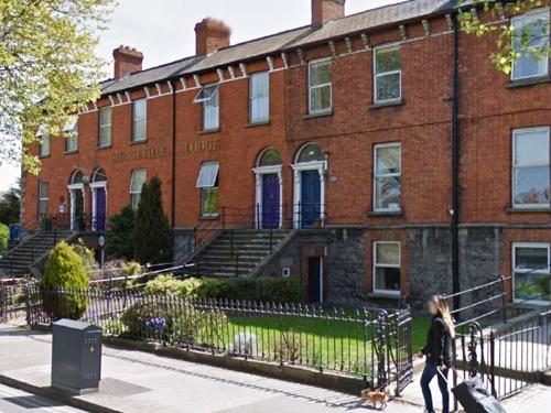 Khách sạnWhite Moose Café & Charleville Lodge ở Dublin. Ảnh: News.