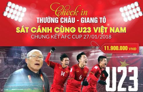 Tour đi Thường Châu nhanh chóng nhận được sự quan tâm của du khách Việt.