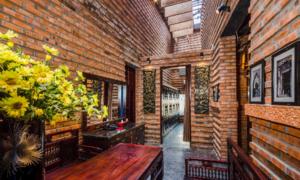Spa kiến trúc Chăm Pa cổ đang hot ở Đà Nẵng