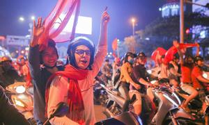 Khách Tây 'đặt cửa' Việt Nam vô địch chung kết U23 châu Á