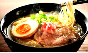Cách ăn mì ramen đúng điệu như người Nhật