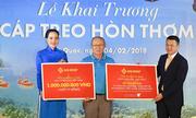 Sun Group tặng 1,5 tỷ đồng cho U23 Việt Nam và VFF