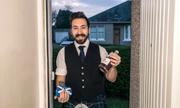 Tục lệ xông đất ở Scotland: trai đẹp mới có quyền