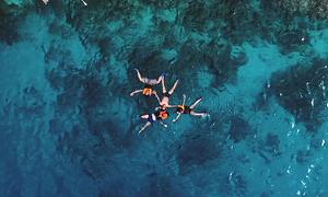 Đảo nhỏ ở Philippines qua góc máy flycam của chàng trai Sài Gòn