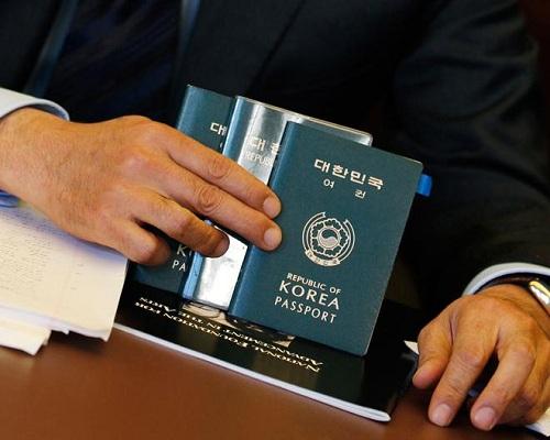Hàn Quốc nhảy vọt trên bảng xếp hạng hộ chiếu quyền lực nhất thế giới. Ảnh:Derigo.