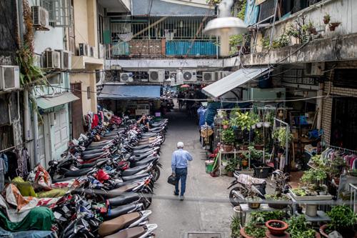Matt quay trở lại Việt Namhàng chục lần nhưng chưa bao giờ mang theo gia đình. Vợ ông là người Đài Loan nên mỗi kỳ nghỉ, gia đình ông sẽ ưu tiên quay về quê hương. Ảnh: Matt.