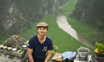 Luke Nguyễn và ước mơ đưa ẩm thực Việt 'sải cánh vươn cao'