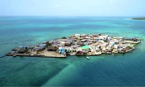 Cuộc sống trên hòn đảo chật chội nhất thế giới
