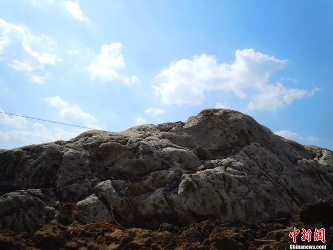 """<p> Jia Guanli, một nhiếp ảnh gia tại Thọ Quang, cho biết: """"Trên cảnh đồng Thọ Xương, núi Jing thậm chí còn nhỏ hơn những hòn đá khác, nhưng nó khiến người dân rất tự hào. Mỗi lần trở về quê, tôi đều chụp ảnh ngọn núi đặc biệt này"""".</p>"""