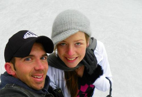 Megan Jerrard và chồng bắt đầu du lịch vòng quanh thế giới từ năm 2007. Ảnh: mappingmegan.